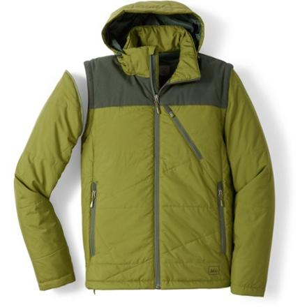 photo: REI Spruce Run Jacket synthetic insulated jacket