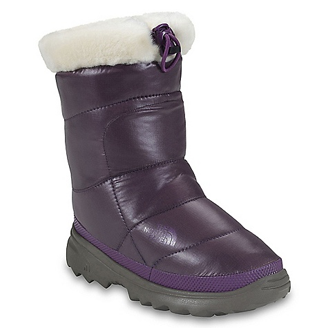 The North Face Nuptse Bootie II Fur