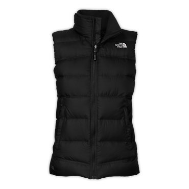 photo: The North Face Snowbrush Vest down insulated vest