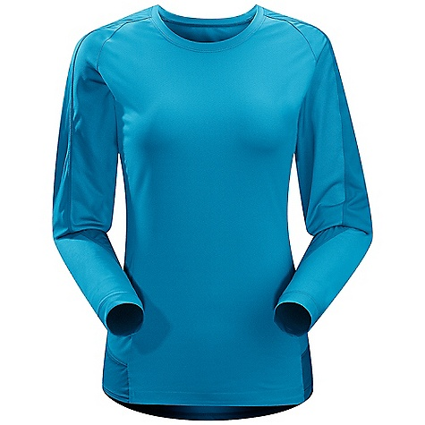 photo: Arc'teryx Mentum Comp Long Sleeve long sleeve performance top