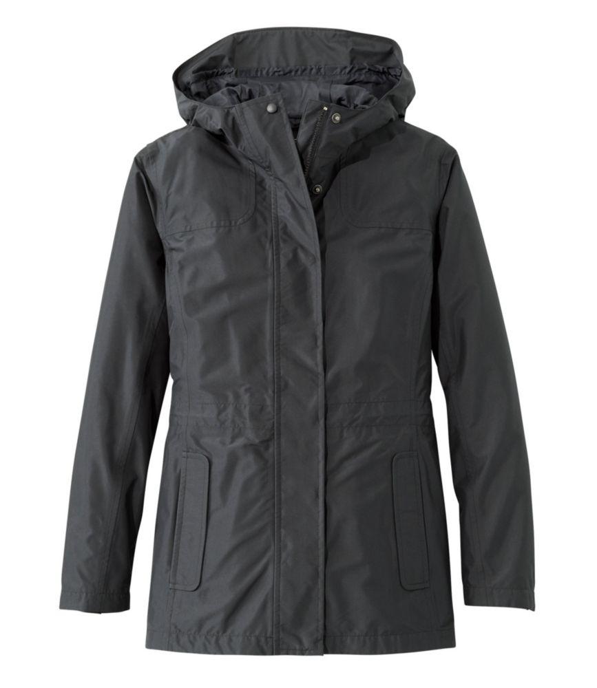 photo: L.L.Bean H2Off Rain Jacket, Mesh-Lined waterproof jacket
