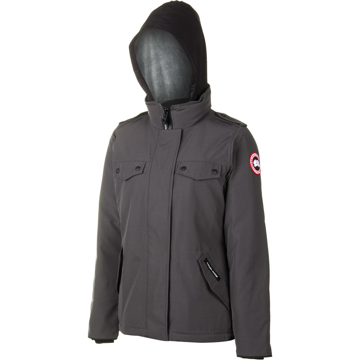 photo: Canada Goose Men's Burnett Jacket down insulated jacket