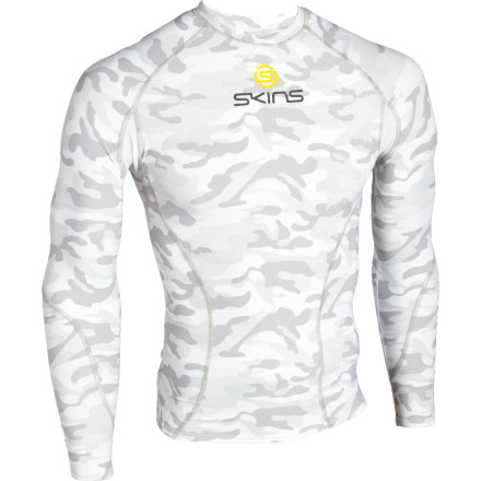 photo: Skins Men's Snow Top - Long-Sleeve long sleeve performance top
