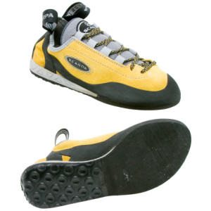 photo: Scarpa Marathon climbing shoe