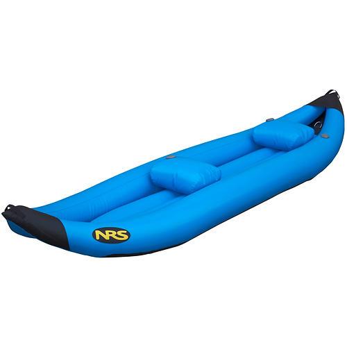photo: NRS MaverIK II inflatable kayak