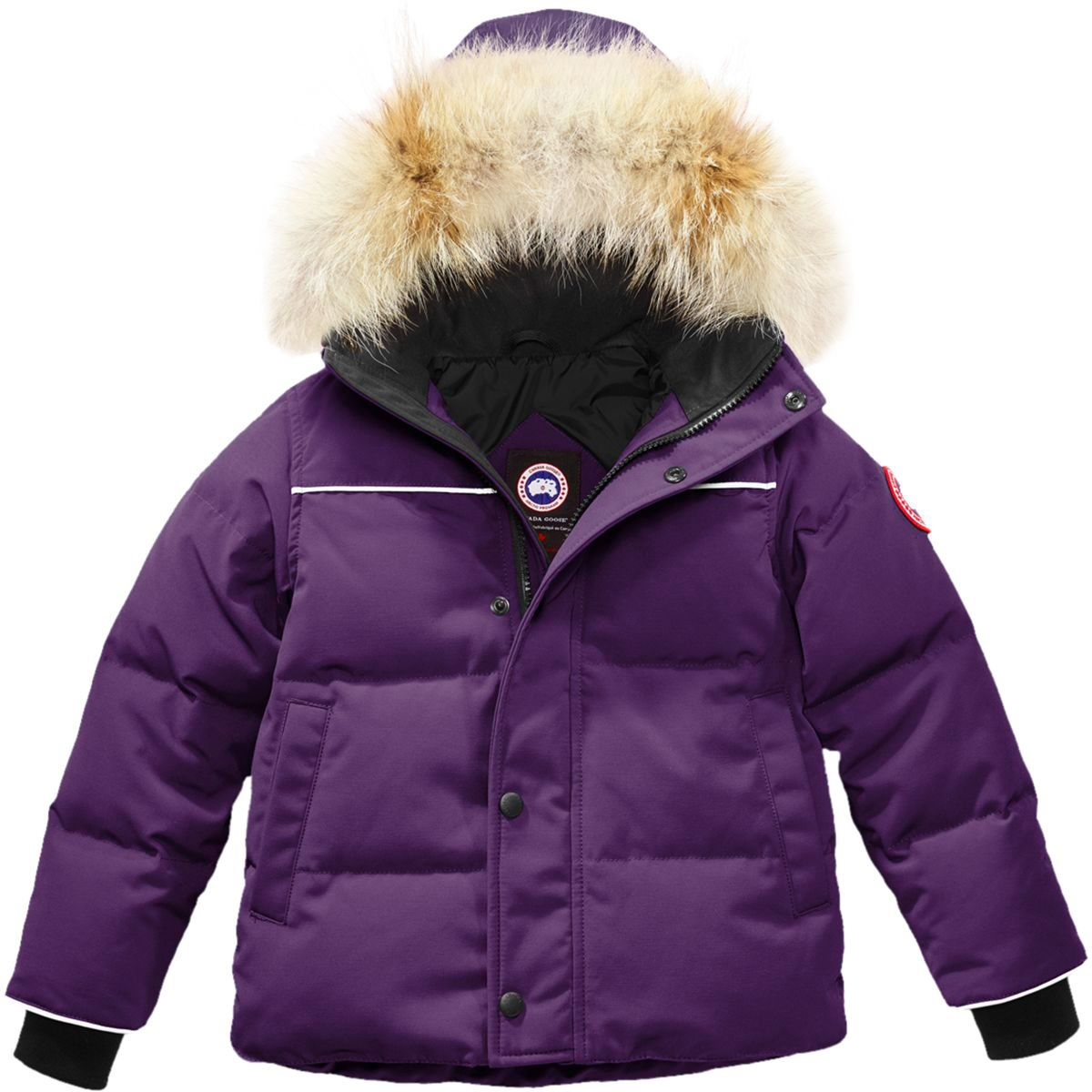 photo: Canada Goose Snow Owl Parka down insulated jacket
