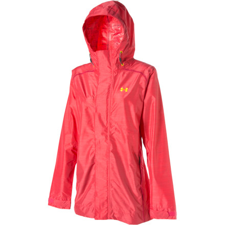 photo: Under Armour Men's Barragie Jacket II waterproof jacket