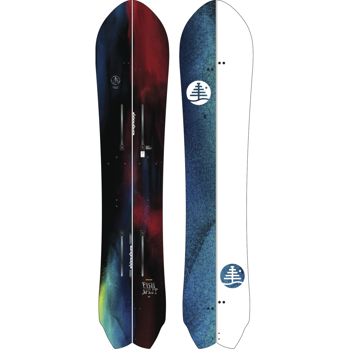 Burton FT Fish Splitboard