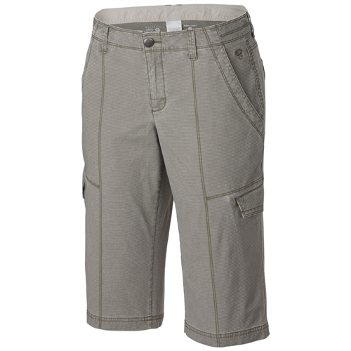 photo: Mountain Hardwear Wanderland Knicker hiking short