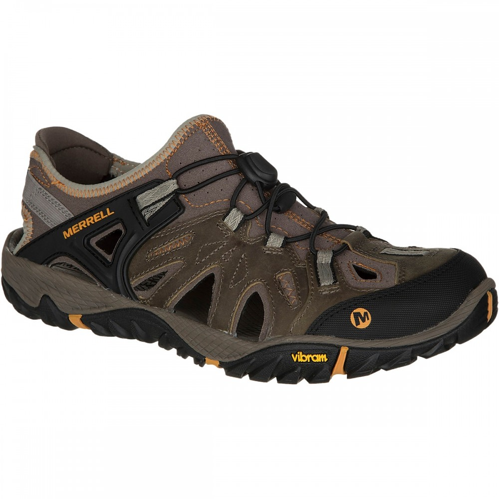 photo: Merrell All Out Blaze Sieve water shoe