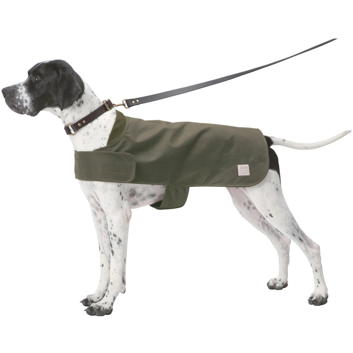 Filson Shelter Dog Coat