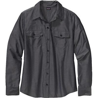 photo: Patagonia Long-Sleeved Overcast Shirt hiking shirt