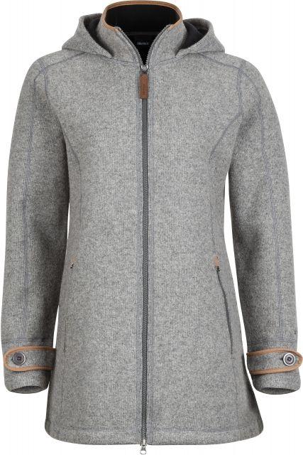 photo: Marmot Eliana Sweater wool jacket