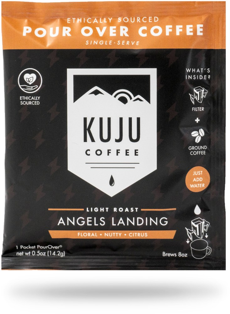 photo: Kuju Coffee Pocket PourOver Coffee coffee