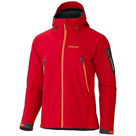 photo: Marmot Pro Tour Jacket soft shell jacket