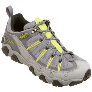 photo: Oboz Hyalite trail shoe