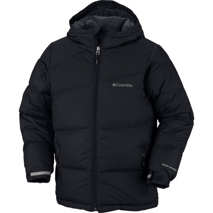 photo: Columbia Mash Up Puffer down insulated jacket