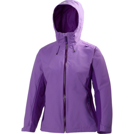 photo: Helly Hansen Women's Seattle Packable Jacket waterproof jacket
