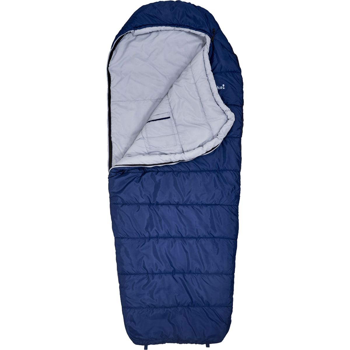 photo: Eureka! Lone Pine 30F 3-season synthetic sleeping bag
