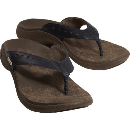 photo: Sole Women's Premium Flips flip-flop