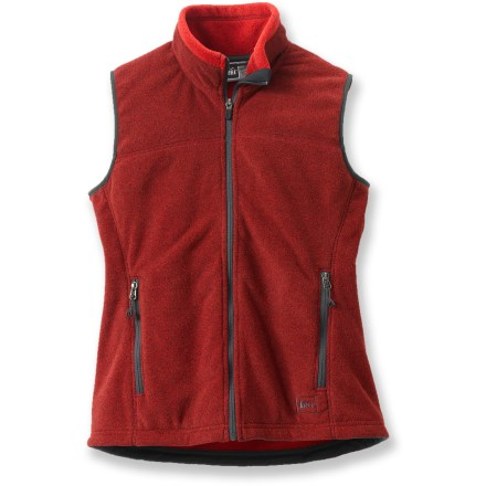 REI Polartec Thermal Pro Fleece Vest
