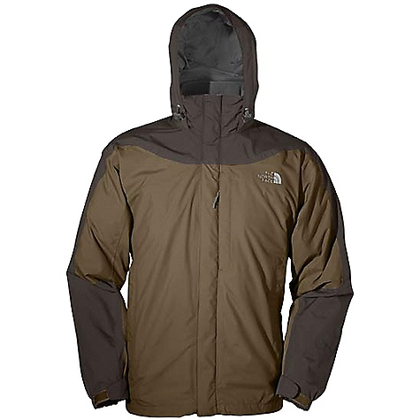 photo: The North Face Evolution Triclimate Jacket component (3-in-1) jacket