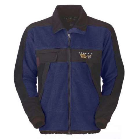 photo: Mountain Hardwear Men's Windstopper Jacket fleece jacket
