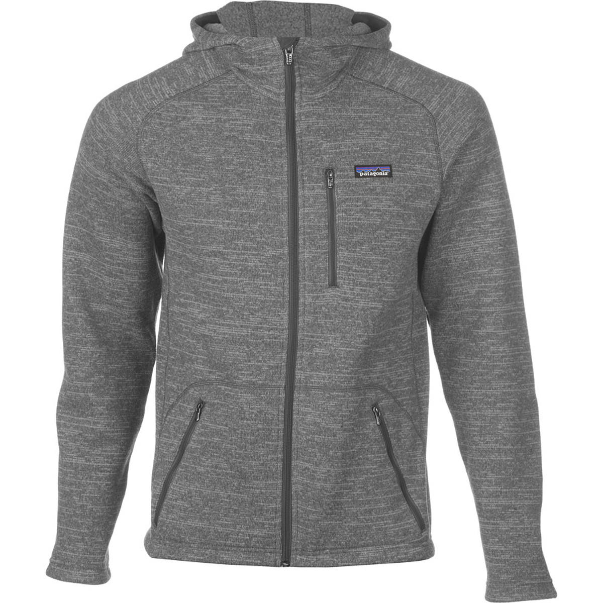 photo: Patagonia Better Sweater Hoody fleece jacket