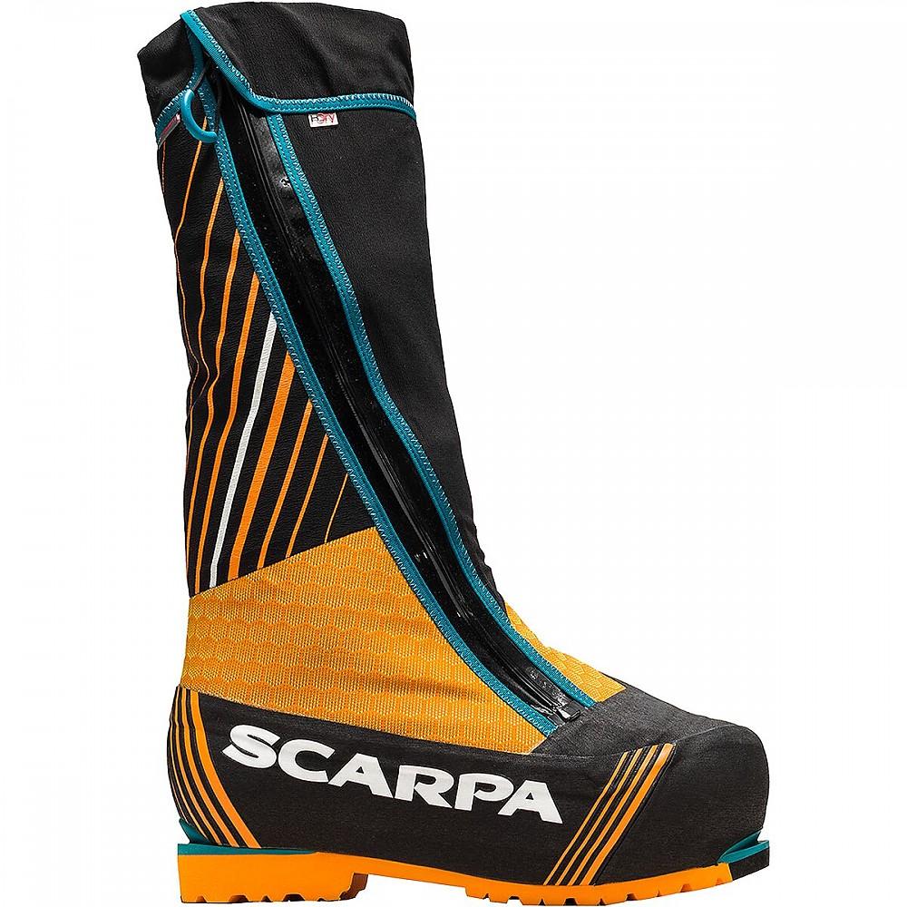 photo: Scarpa Phantom 8000 mountaineering boot