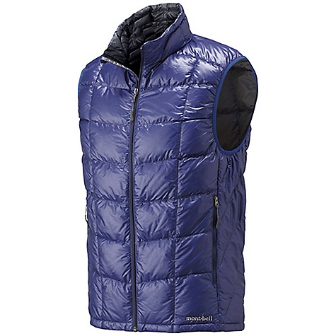 photo: MontBell Women's UL Down Vest down insulated vest