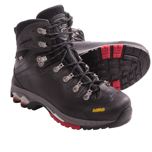 photo: Asolo Ergo GTX hiking boot
