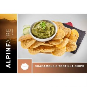 photo: AlpineAire Foods Guacamole & Tortilla Chips