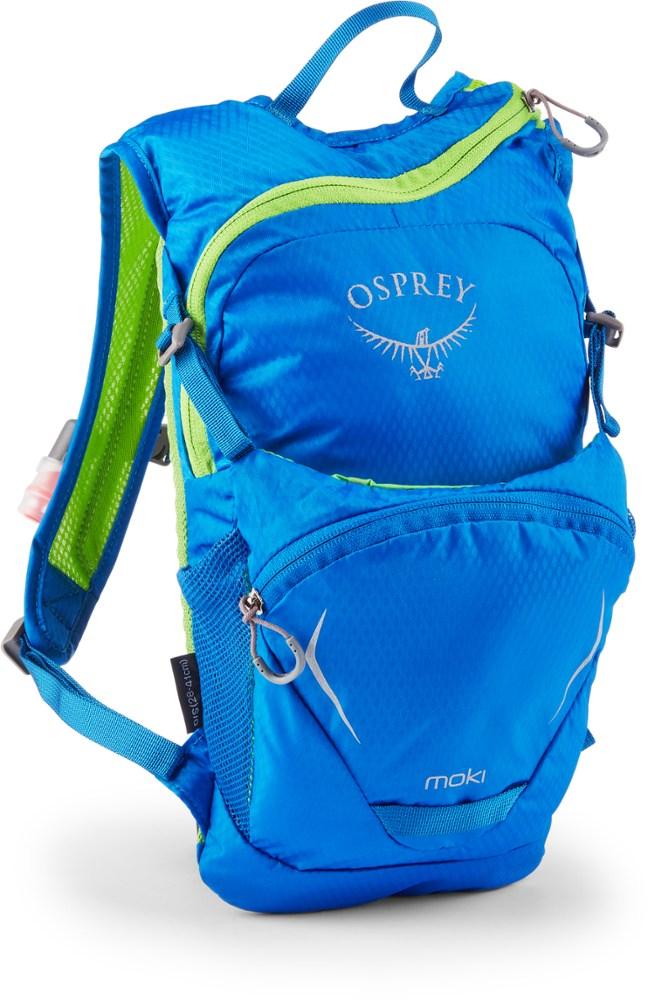 photo: Osprey Moki hydration pack