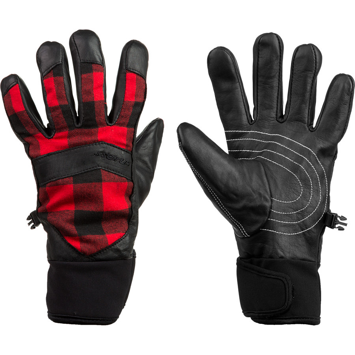 photo: Seirus Xtreme All Weather Glove soft shell glove/mitten