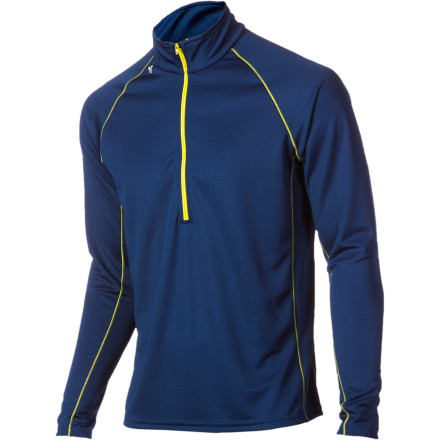 photo: Stoic Breathe 150 Zip-T long sleeve performance top