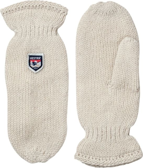 photo: Hestra Wool Mitt insulated glove/mitten