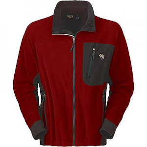 photo: Mountain Hardwear Snozone Jacket fleece jacket