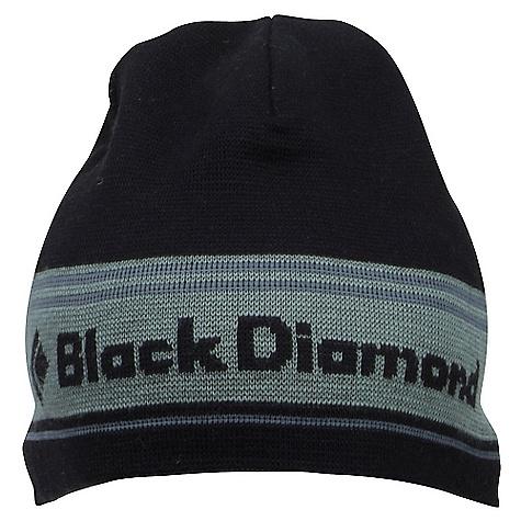 photo: Black Diamond Reversible Beanie winter hat