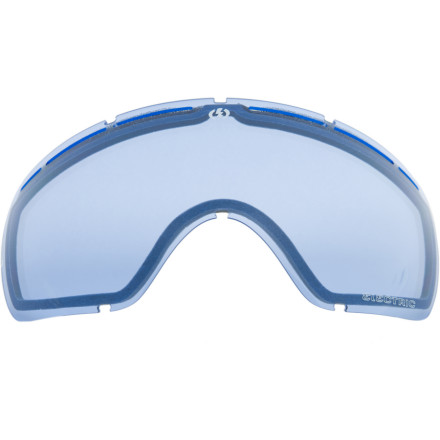 photo: Electric EG2.5 Lens goggle lens