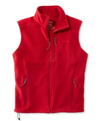 L.L.Bean Trail Model Fleece Vest