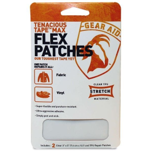 Gear Aid Tenacious Tape Max Flex Patches
