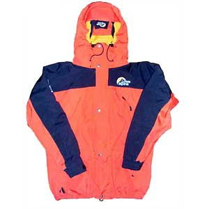 photo: Lowe Alpine Foraker Jacket waterproof jacket