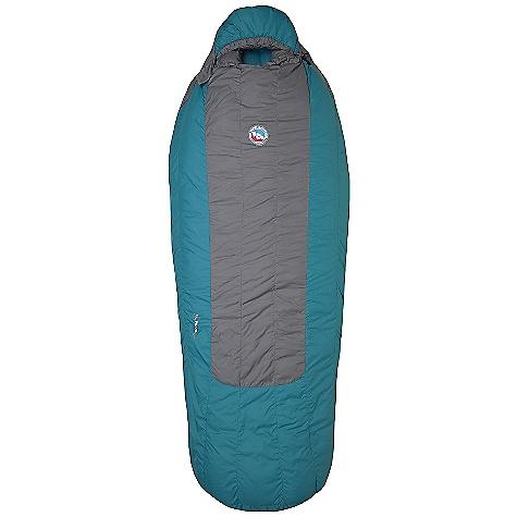 photo: Big Agnes Pearl 3-season down sleeping bag