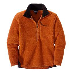 photo: Patagonia R2 Body Rug Pullover fleece top