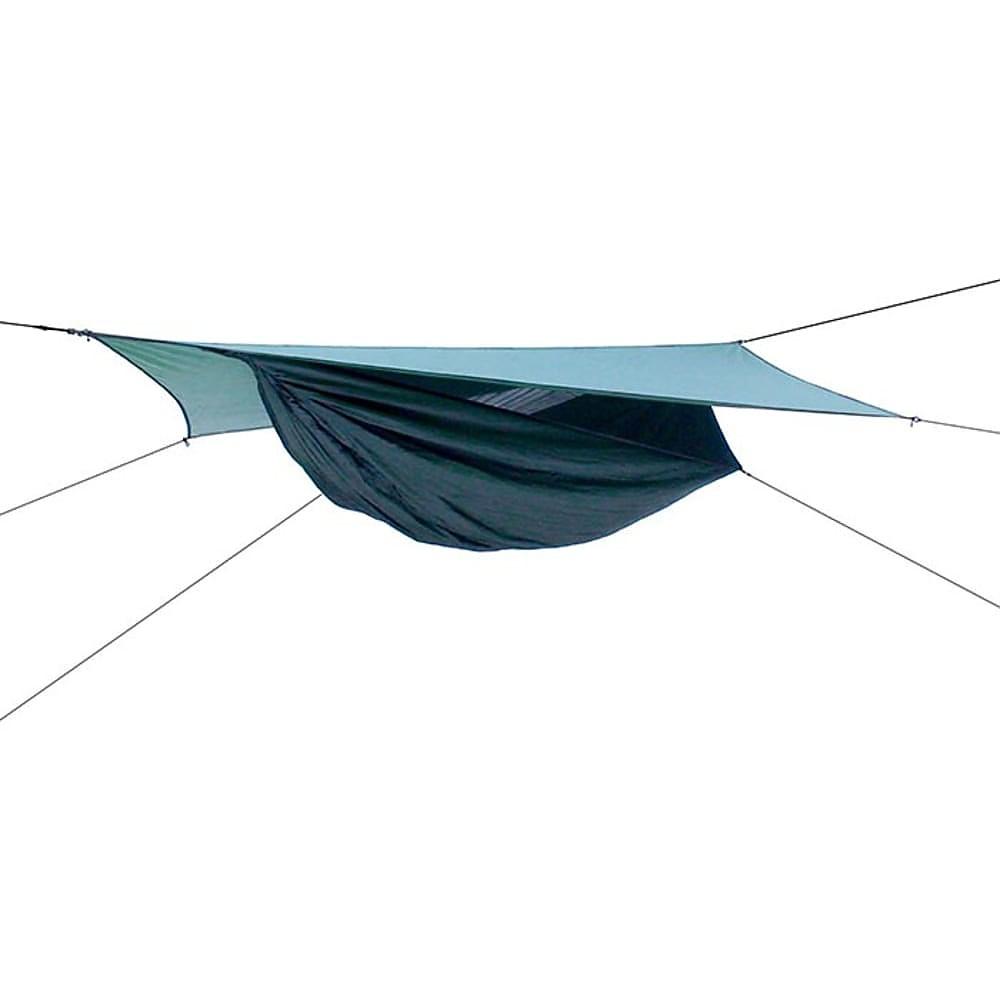 photo: Hennessy Hammock Expedition Asym Zip tarp/shelter