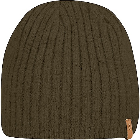 photo: Fjallraven Ovik Rib Beanie winter hat