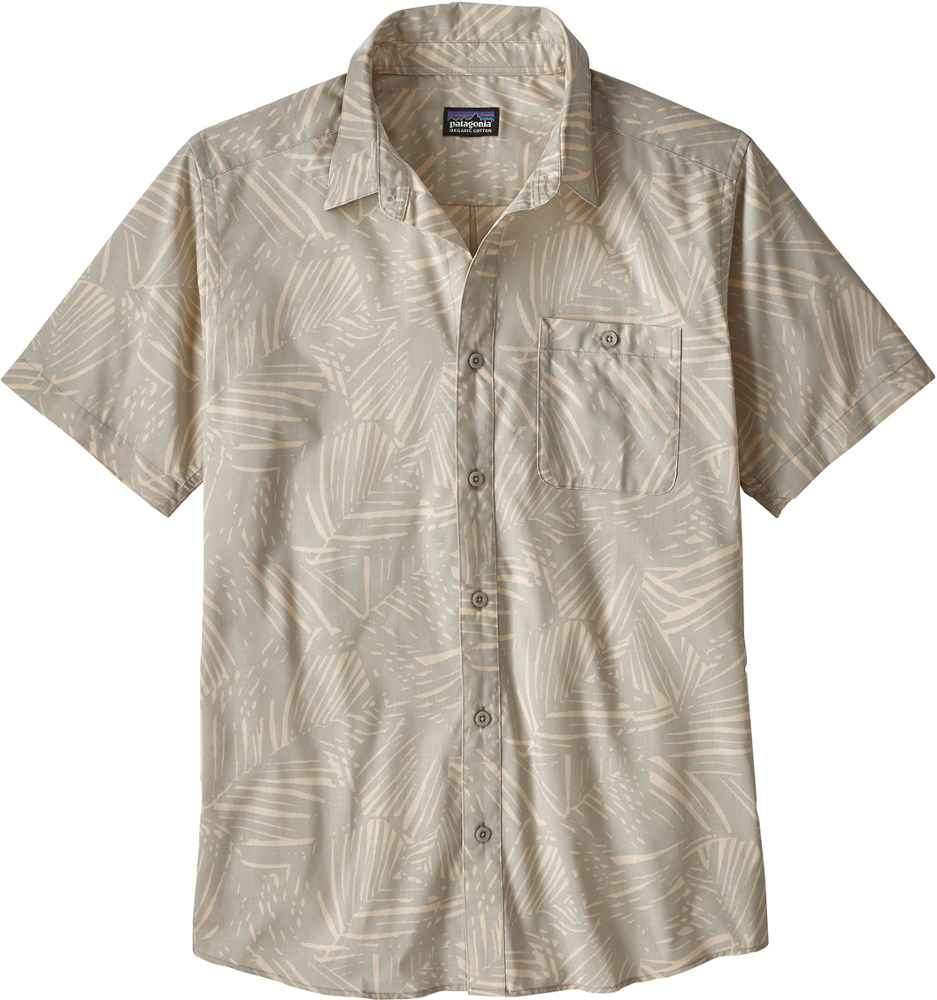 photo: Patagonia Men's Go To Shirt hiking shirt