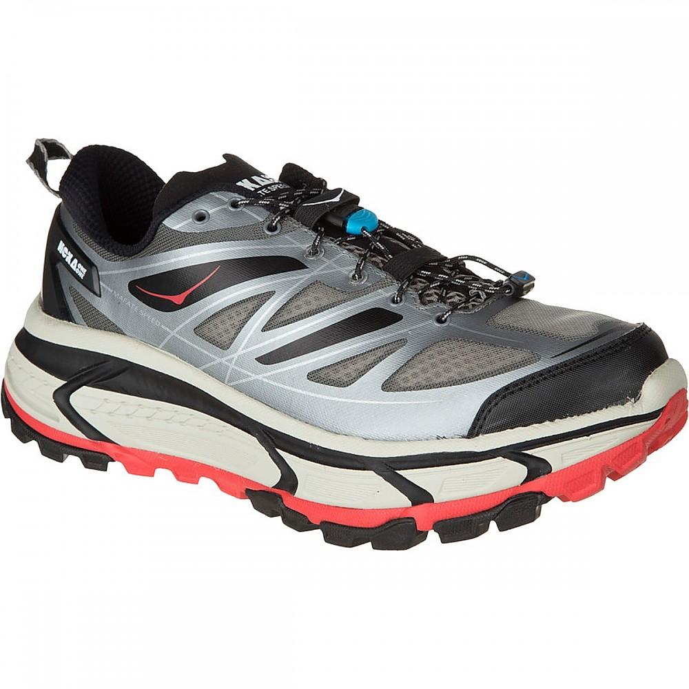photo: Hoka Mafate Speed trail running shoe