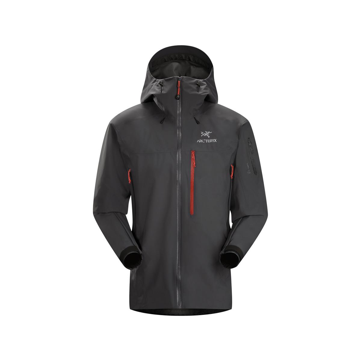 photo: Arc'teryx Theta SVX Jacket waterproof jacket