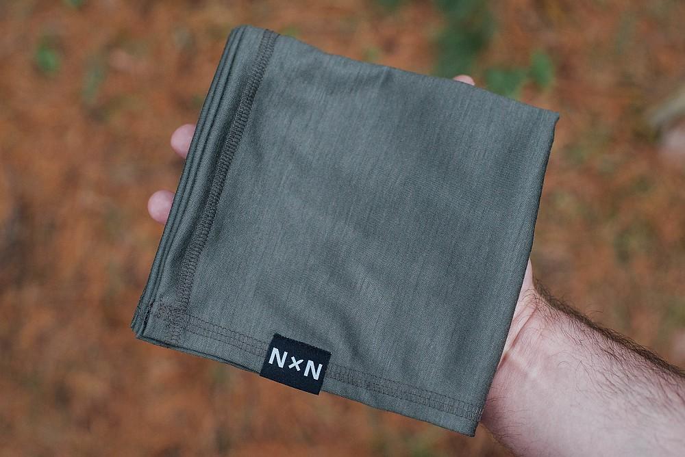 photo: NxN Merino Wool Handkerchief headband